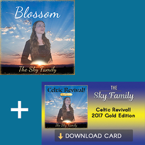 2 Celtic Revival! 2017 Gold Edition CDs - 2 Download Cards