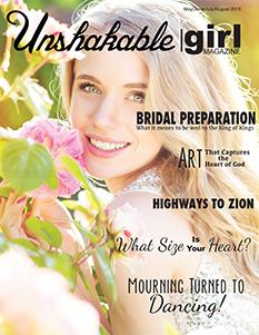 Unshakable Girl - magazine